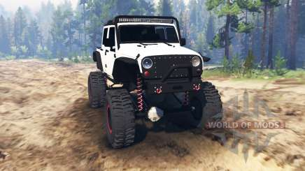 Jeep Wrangler [rattle trap] für Spin Tires