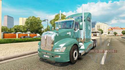 Kenworth T660 v2.0 pour Euro Truck Simulator 2