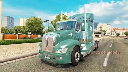 Kenworth T660 v2.0 für Euro Truck Simulator 2