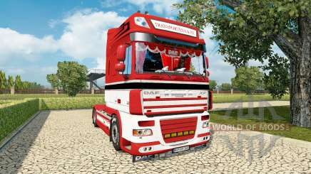 DAF XF pour Euro Truck Simulator 2