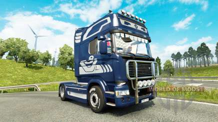 Scania R730 Streamline Longline pour Euro Truck Simulator 2