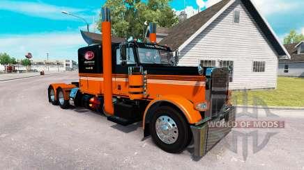 Iwona Blecharczyk de la peau pour le camion Peterbilt 389 pour American Truck Simulator