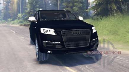 Audi Q7 v5.0 pour Spin Tires