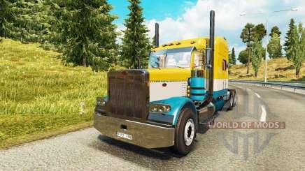 Peterbilt 389 [toll] pour Euro Truck Simulator 2