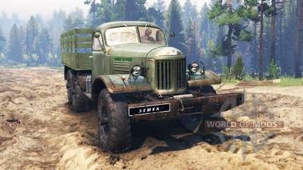 ZIL-157 [Truman] für Spin Tires