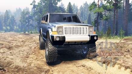 Jeep Commander (XK) pour Spin Tires
