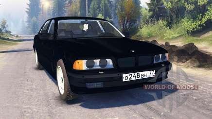 BMW 750Li (E38) v2.0 pour Spin Tires
