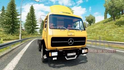 Mercedes-Benz 1632 v2.0 für Euro Truck Simulator 2