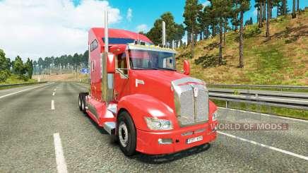 Kenworth T660 [fix] pour Euro Truck Simulator 2