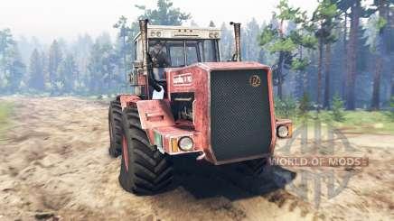 K-710 Kirovets v4.0 pour Spin Tires