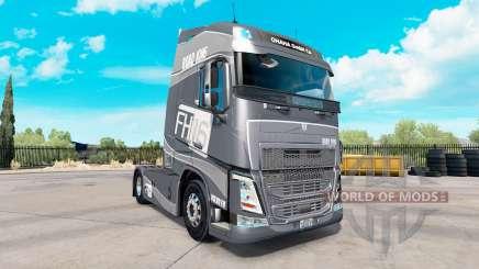 Volvo FH 2013 v1.2 für American Truck Simulator