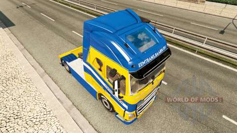 Tuning pour Volvo pour Euro Truck Simulator 2