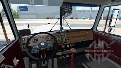 Kenworth W900A pour American Truck Simulator