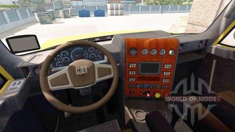 Caterpillar CT660 pour American Truck Simulator