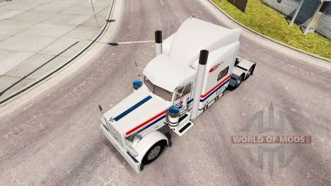 Haut Penner International für den truck-Peterbil für American Truck Simulator