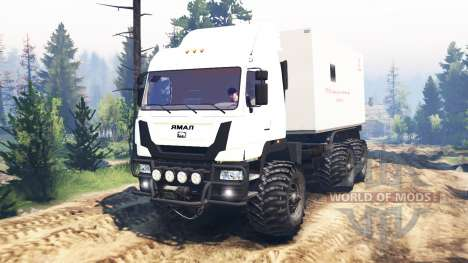 Le Yamal-6 v2.0 pour Spin Tires