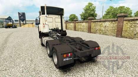 MAZ-64227 v1.9 pour Euro Truck Simulator 2