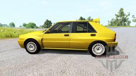 Lancia Delta (831) HF Integrale Evo II pour BeamNG Drive