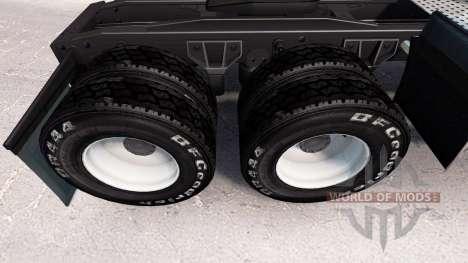 Pneus BF Goodrich v1.2 pour American Truck Simulator