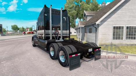 La peau de Martre de Transport LTD camion Peterb pour American Truck Simulator