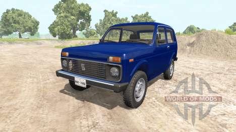 VAZ-2121 Niva für BeamNG Drive