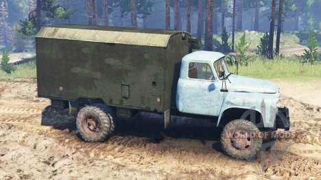 GAZ-52 4x4 pour Spin Tires