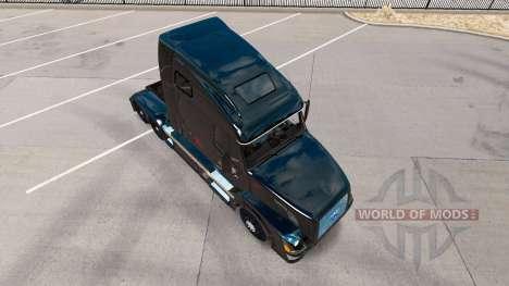 La peau de Bancroft & Fils pour camion tracteur  pour American Truck Simulator