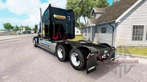 Скин Rockstar на Freightliner Coronado pour American Truck Simulator