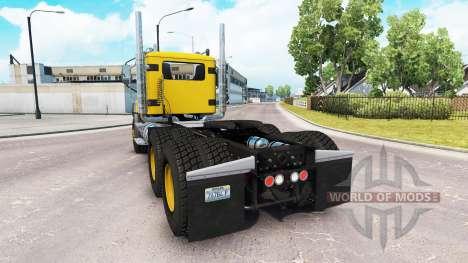 Caterpillar CT660 für American Truck Simulator