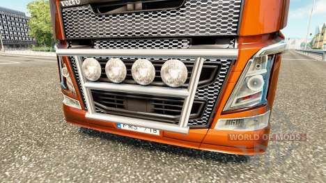 Excellente qualité pour Volvo camion pour Euro Truck Simulator 2