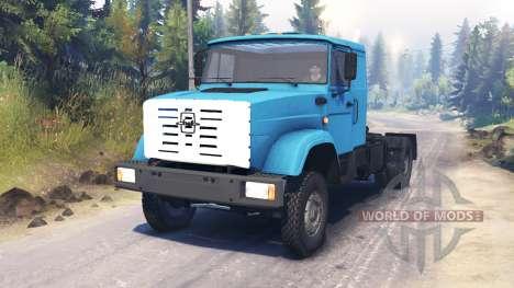 ZIL-4331 für Spin Tires