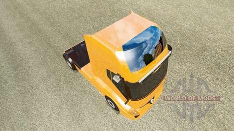 Renault Radiance v1.2 für Euro Truck Simulator 2