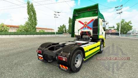 Rusty Marman de la peau pour Renault camion pour Euro Truck Simulator 2