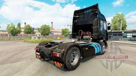 ELMEX Haut für Renault-LKW für Euro Truck Simulator 2