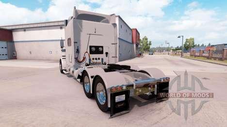 Peterbilt 389 v1.15 für American Truck Simulator