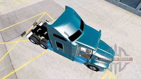 Kenworth T660 für American Truck Simulator