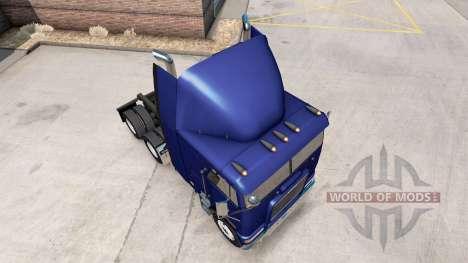 Freightliner FLB v2.2 pour American Truck Simulator