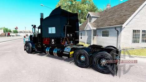 Stolz-Transport skin für den truck-Peterbilt 389 für American Truck Simulator