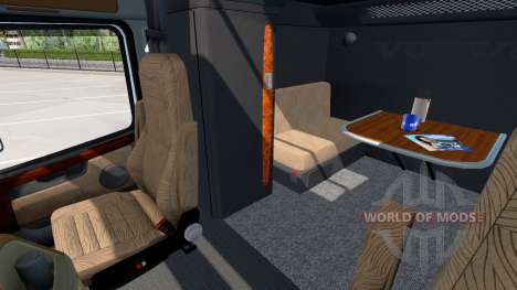 Volvo VNL 670 v1.4.1 pour American Truck Simulator