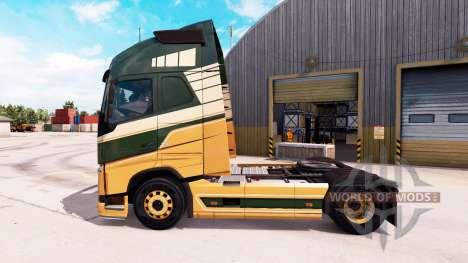 Volvo FH16 2013 v2.1 für American Truck Simulator