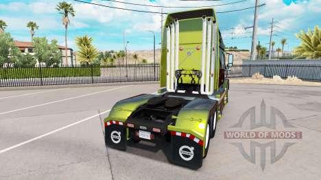 Volvo VNL 670 für American Truck Simulator