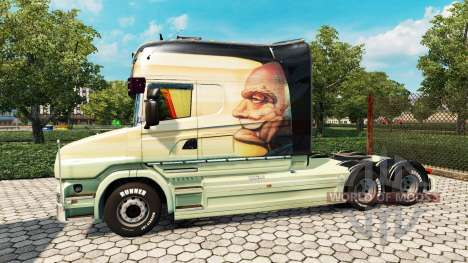 Scania T Longline [Free As A Bird] für Euro Truck Simulator 2
