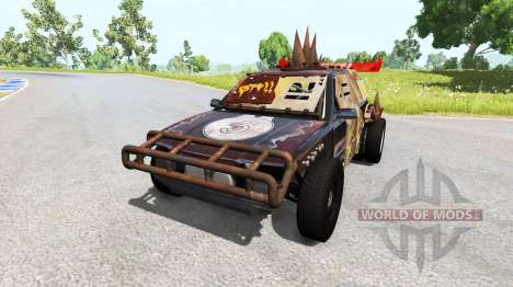 Ibishu Covet [mad] pour BeamNG Drive