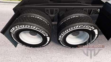 Reifen BF Goodrich v1.2 für American Truck Simulator