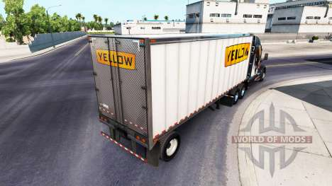 Echte Firmenlogos für Trailer v1.1 für American Truck Simulator