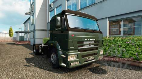 Eine Sammlung von LKW-Transport, Verkehr für Euro Truck Simulator 2