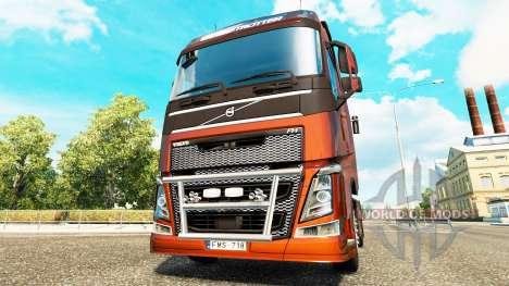 Ausgezeichnete Qualität für Volvo-LKW für Euro Truck Simulator 2