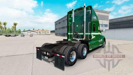 Haut Verschieben für eine Kenworth-Zugmaschine für American Truck Simulator