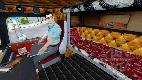 Kenworth K100 v2.0 pour American Truck Simulator