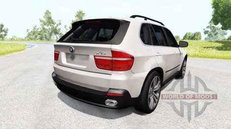 BMW X5 (E70) für BeamNG Drive